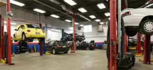 Mechanic Shop in Coral Springs